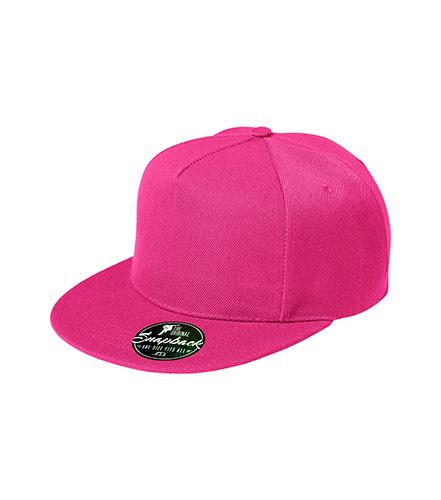 Rap 5P čepice unisex purpurová