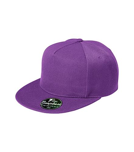 Rap 5P čepice unisex fialová