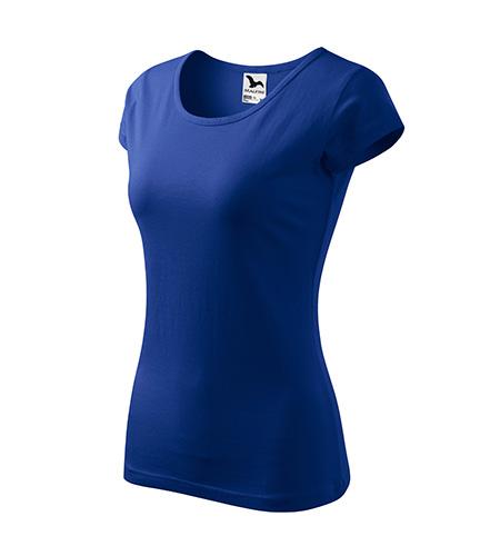 Pure tričko dámské královská modrá