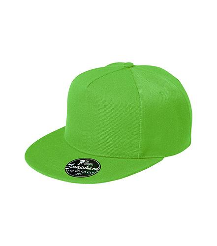 Rap 5P čepice unisex apple green