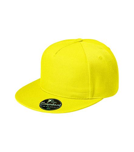 Rap 5P čepice unisex citronová