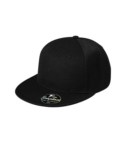 Rap 6P čepice unisex černá
