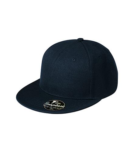 Rap 6P čepice unisex námořní modrá