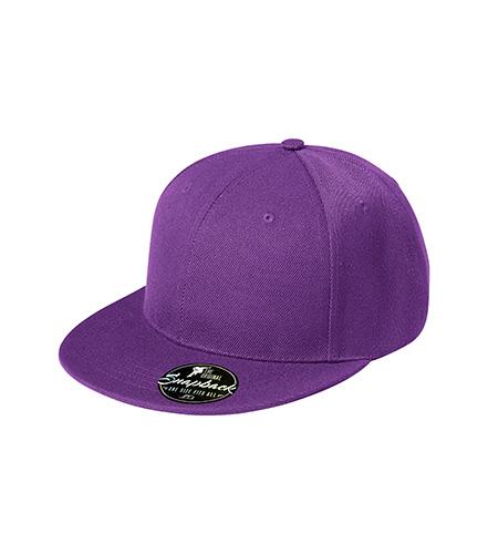 Rap 6P čepice unisex fialová
