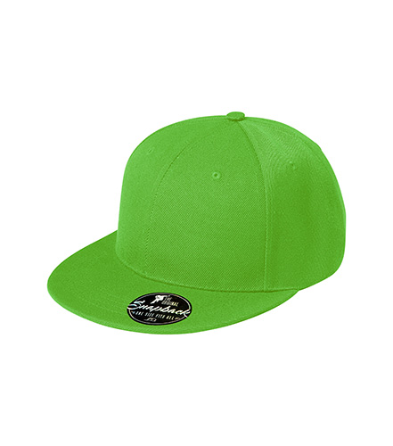 Rap 6P čepice unisex apple green