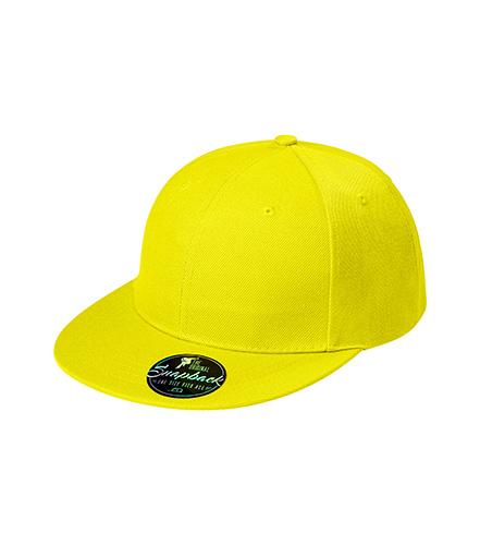 Rap 6P čepice unisex citronová