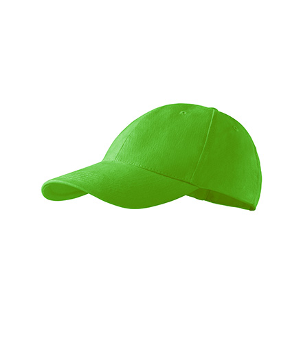 6P Kids čepice dětská apple green